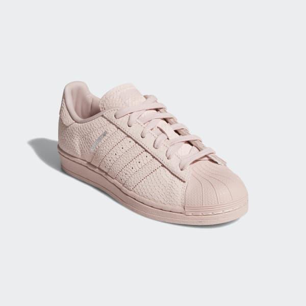 adidas superstar icey pink