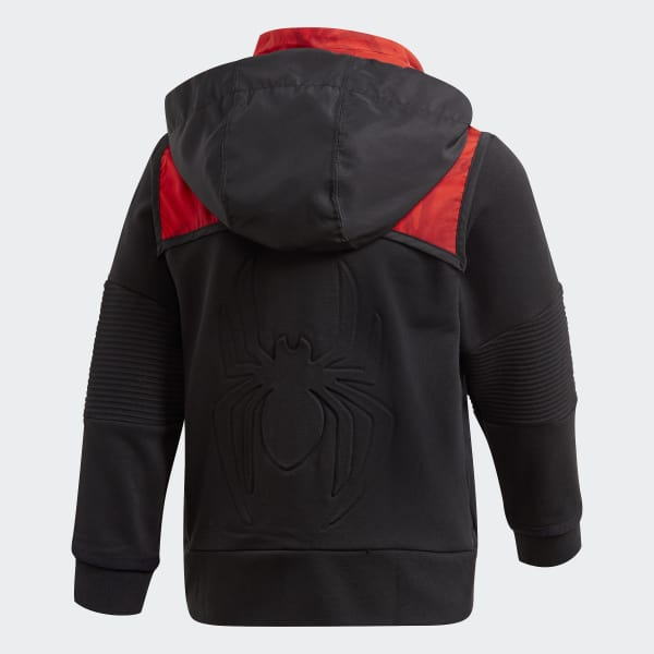 4dfefe85 adidas Marvel Spider-Man Hoodie - Svart | adidas Norway