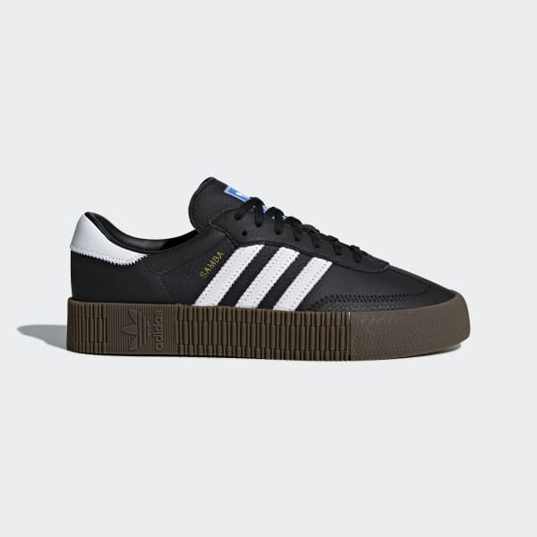 Zapatillas Sambarose Negro adidas | adidas Chile