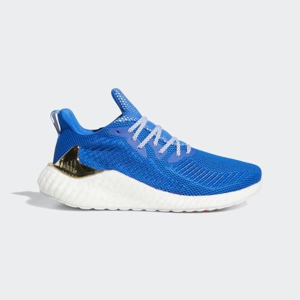 adidas Alphaboost Shoes - Blue | adidas US
