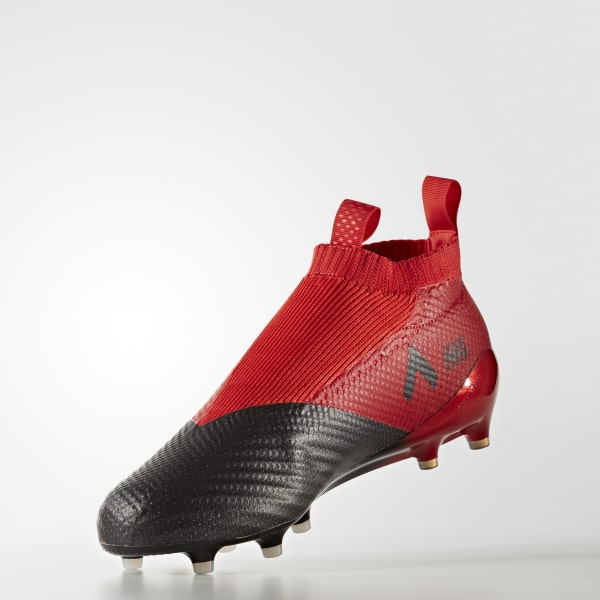 Hommes ACE 17+ PURECONTROL Firm Ground Boots