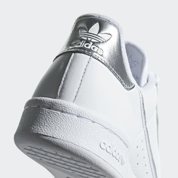 6f085fd59ed54a adidas Continental 80 Shoes - White