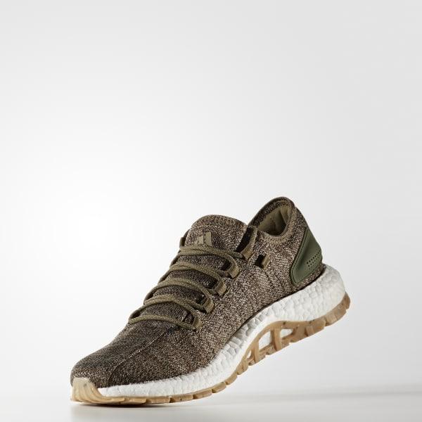 00aac82443fdd adidas PureBOOST All Terrain Shoes - Green