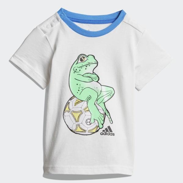 Комплект: футболка и шорты Animal