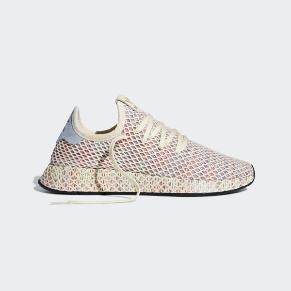 9cd3fcacf adidas Deerupt Pride Shoes - White