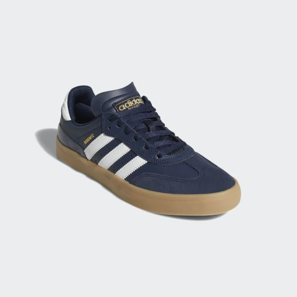 adidas Busenitz Vulc RX Shoes Blue | adidas US