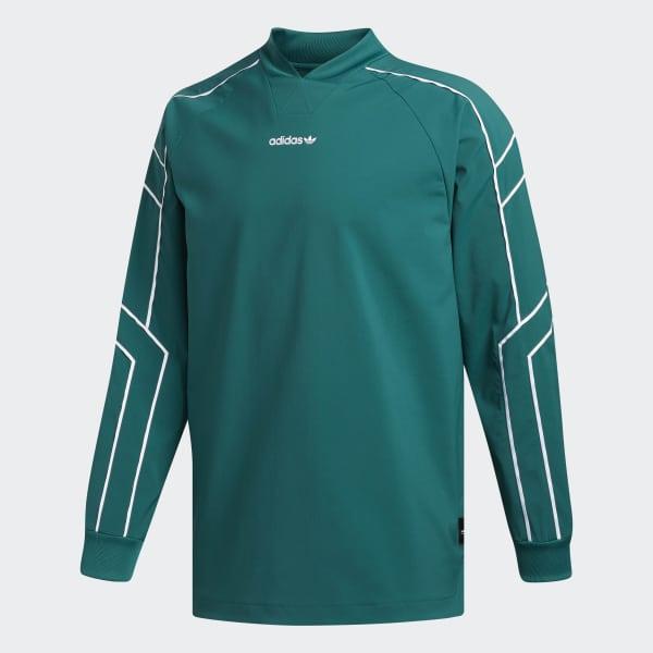 Restringir espina completamente  adidas EQT Goalie Jersey - Green   adidas Turkey