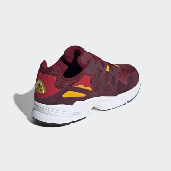 adidas Yung-96 Shoes - Burgundy