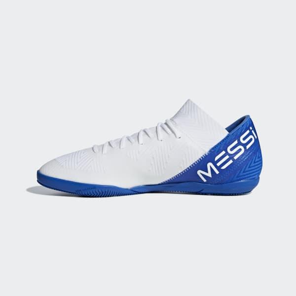 12ed55d19d3d5 Chuteira Nemeziz Messi Tango 18.3 Futsal - Branco adidas