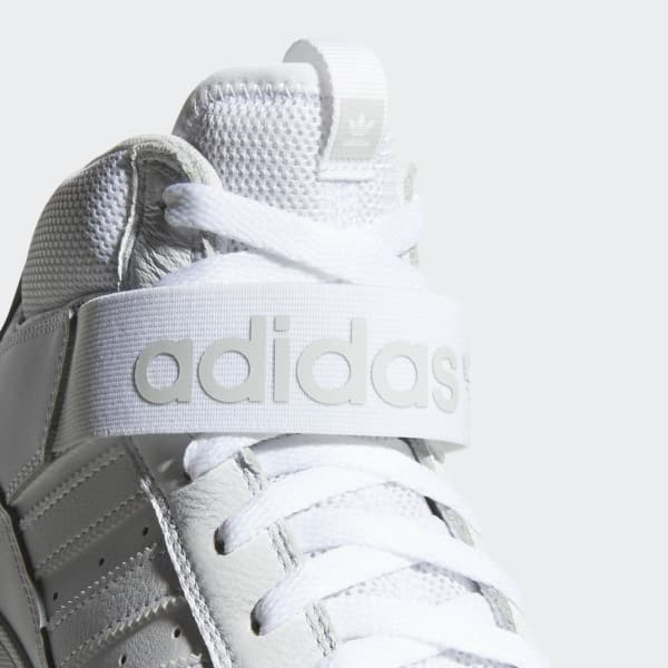 White sneakers adidas VRX Cup Mid 49£ | B41482 | Shooos