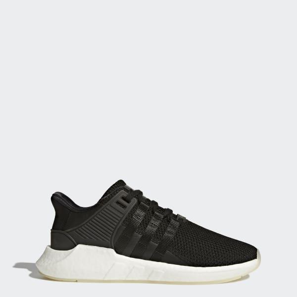 adidas EQT Support 93/17 Shoes - Black