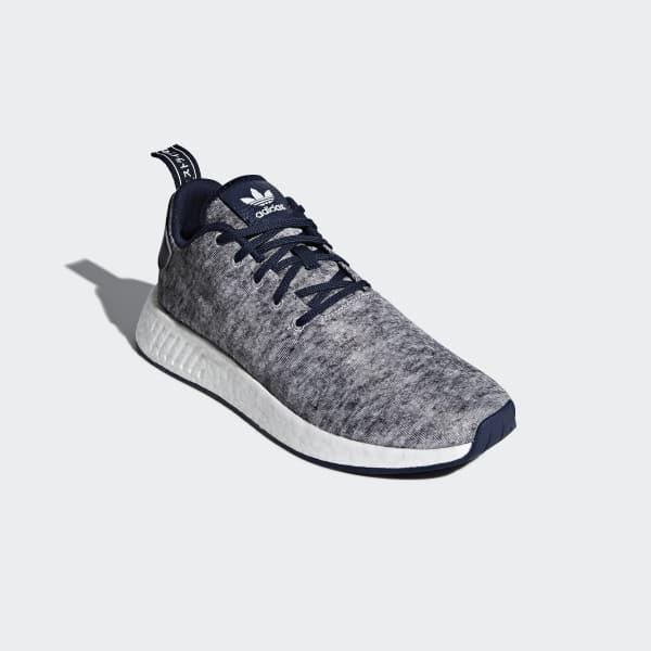 size 40 045c8 ddf95 adidas UA&SONS NMD R2 Shoes - Grey   adidas Malaysia