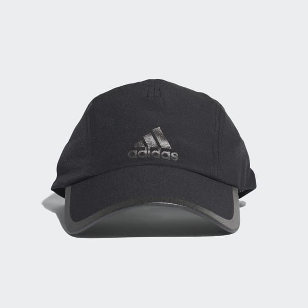 adidas Climalite Running Cap - Black  5a23653dce7