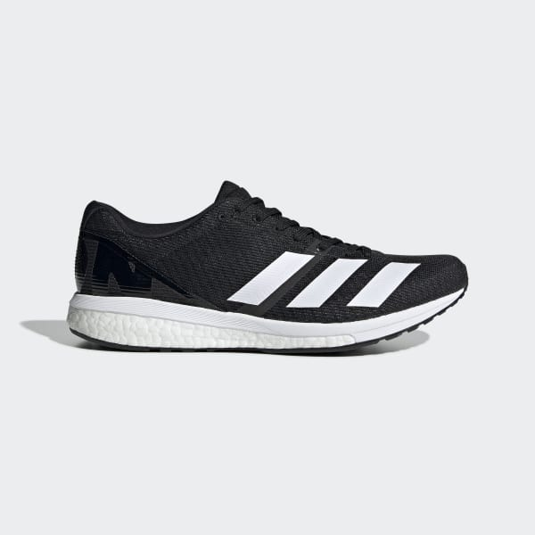 Cena neumático Hobart  adidas Adizero Boston 8 Shoes - Black | adidas US