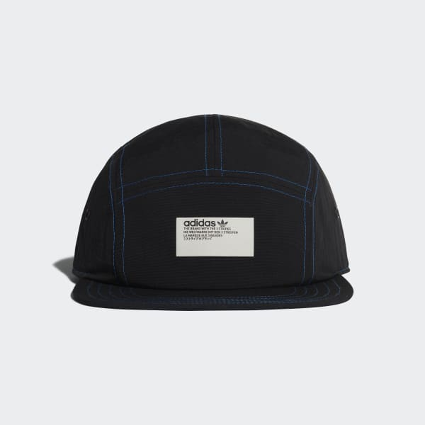 adidas NMD 5-Panel Cap - Black  4607dae2ff5