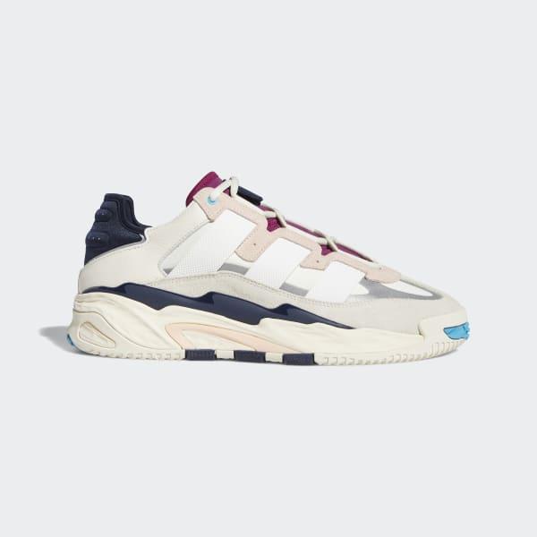 adidas Niteball Shoes - White | adidas US