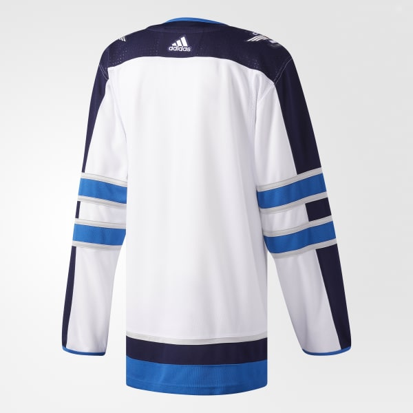 adidas Jets Away Authentic Pro Jersey - White  5bb973418