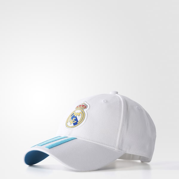 Gorra 3 franjas Real Madrid