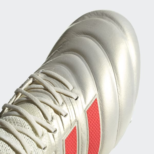 CHUTEIRA COPA 19 1 FG - Branco adidas  abf93d1914b8c