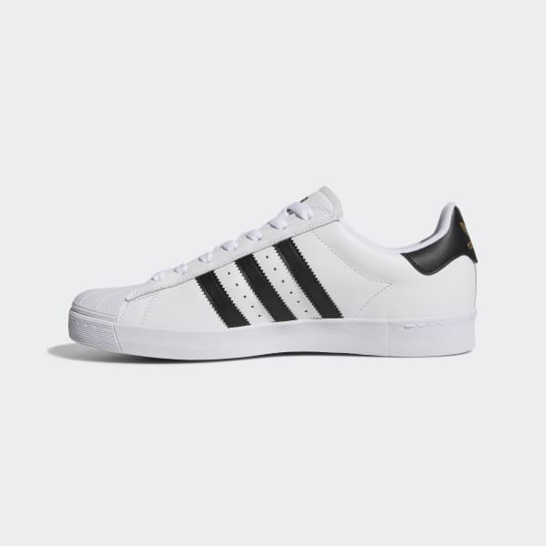 separation shoes c0a3b 6640b adidas Tenis Superstar Vulc ADV - Blanco   adidas Mexico
