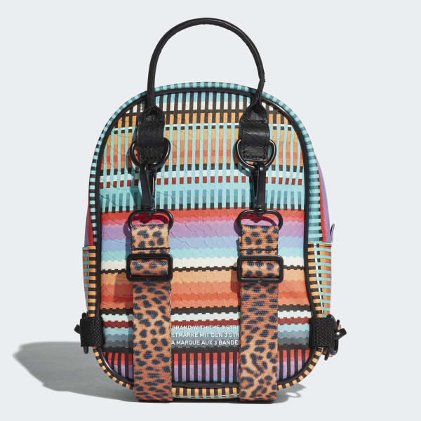 36fc46cddc38 adidas Mini Backpack - Multicolor