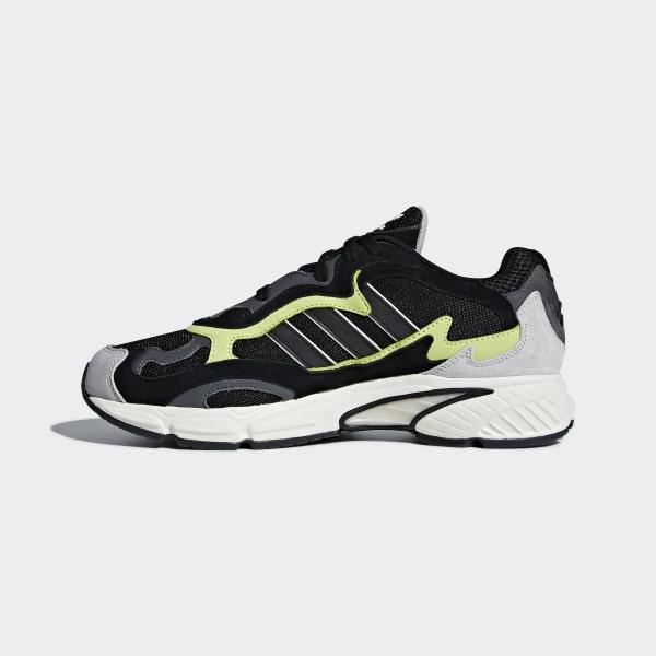 adidas Temper Run Shoes - Black
