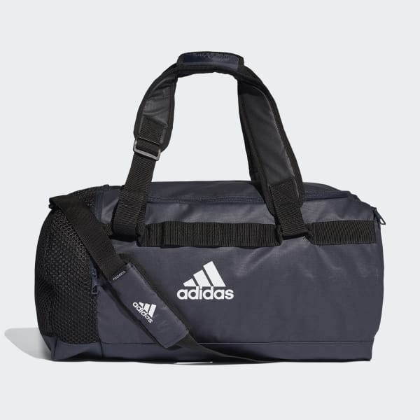 6afd67008928a adidas Convertible Training Duffel Bag Medium - White