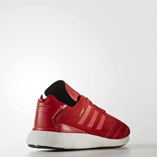 346252c3bc33e adidas Busenitz Pure Boost Shoes - Red