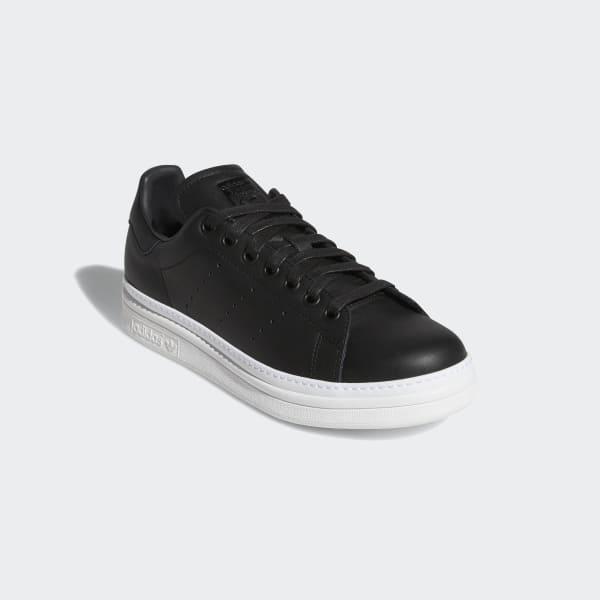 43ea10e26f14 adidas Stan Smith New Bold Shoes - Black