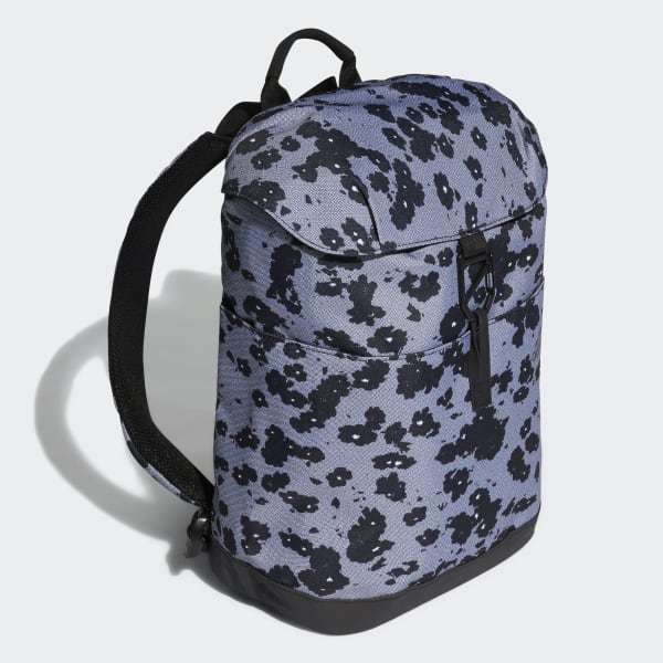 Flap ID Graphic Backpack
