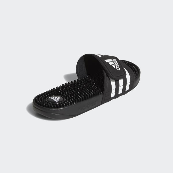 adidas Performance ADISSAGE SLIPPER - Pool sliders - black