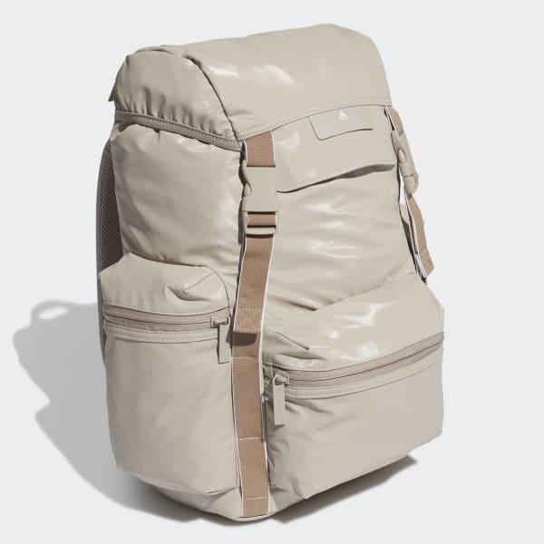 adidas by Stella McCartney Backpack Beige   adidas Sweden