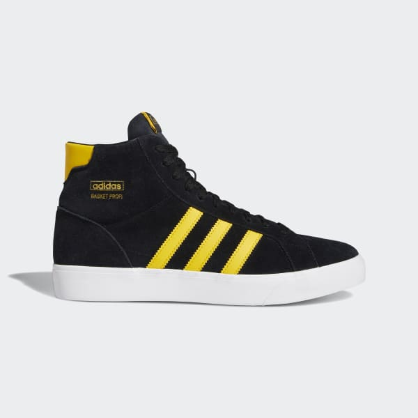 adidas Basket Profi Shoes - Black