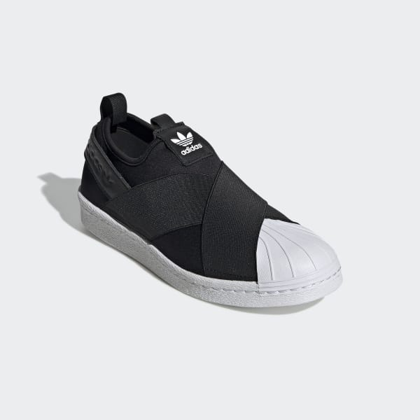 adidas Superstar Slip-on Shoes - Black  a614d9225