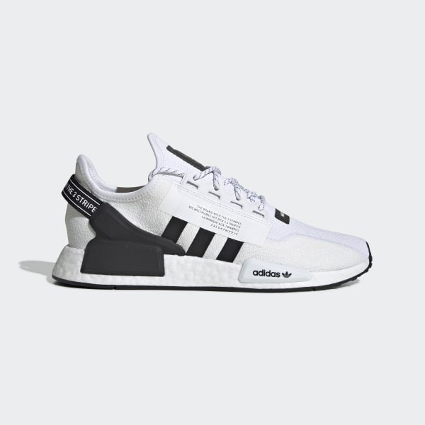 adidas nmd r1 heren wit