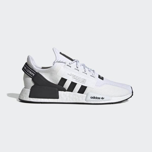 Adidas Originals Nmd_R1 Pk Sneaker weiß Herren Schuhe Textil