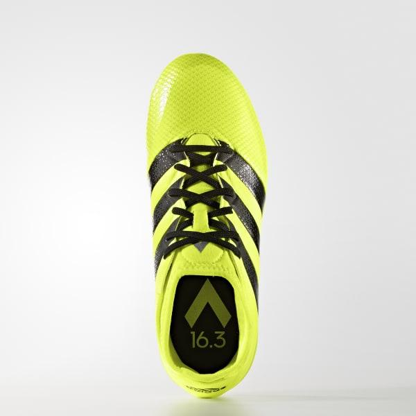 c4f669fdb8 Chuteira Ace 16.3 Primeme - Futsal Junior - Amarelo adidas