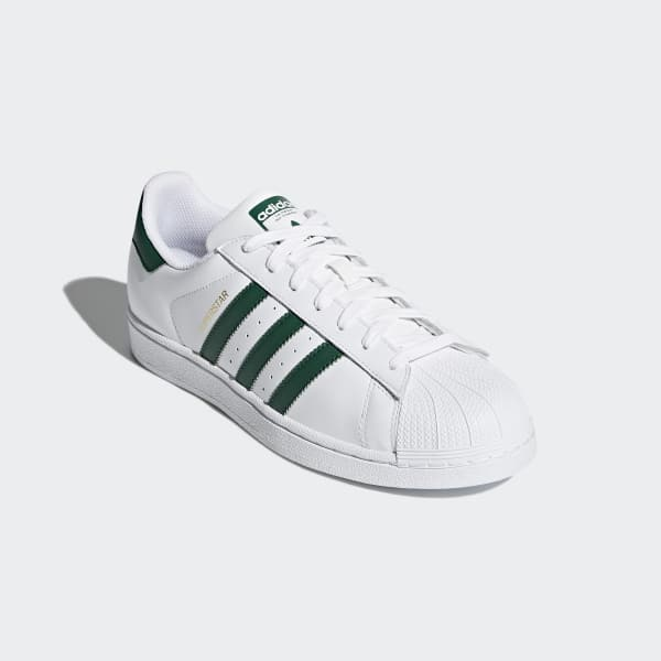 bc10b8a3d adidas Tenis Superstar - Blanco