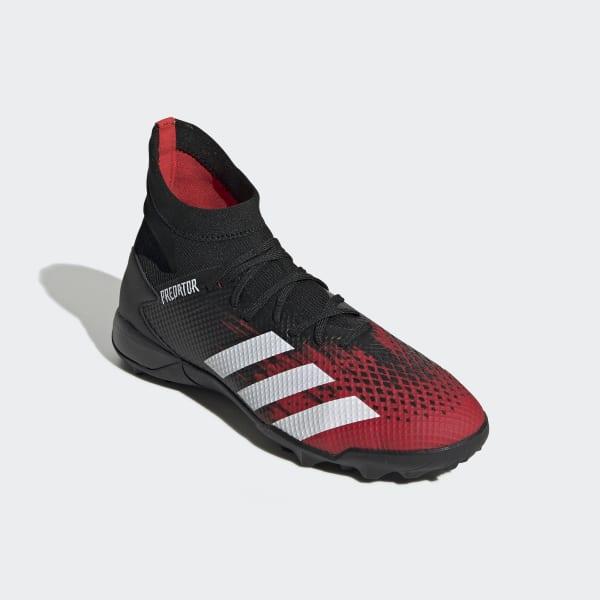 adidas Predator 20.3 Turf Shoes - Black