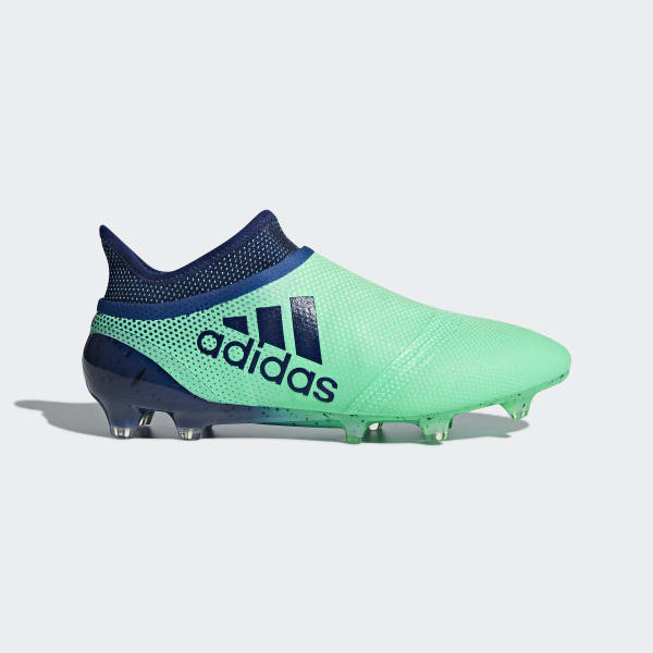 adidas X 17+ Purespeed Firm Ground Cleats - Green   adidas US   Tuggl