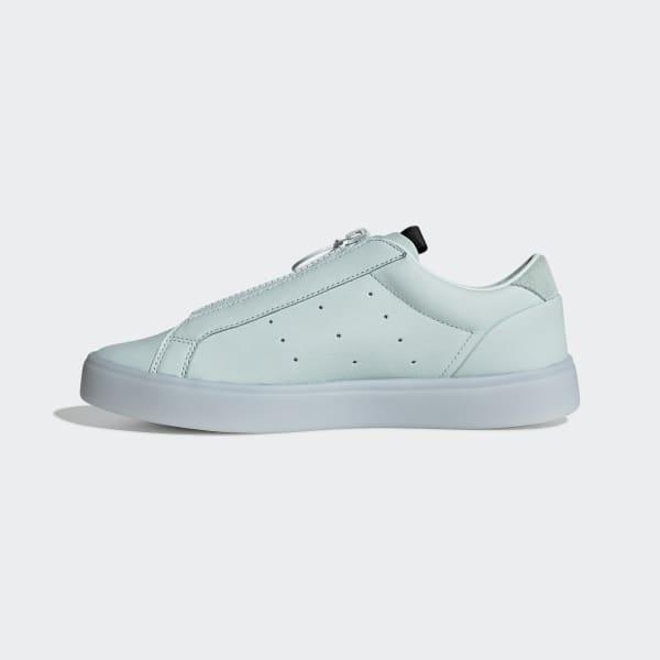 adidas Sleek Z Shoes - Green   adidas
