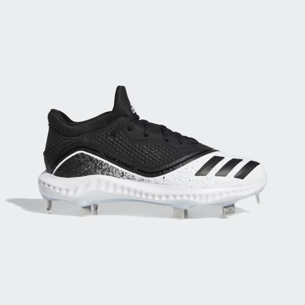 adidas Icon V Bounce Cleats - Black