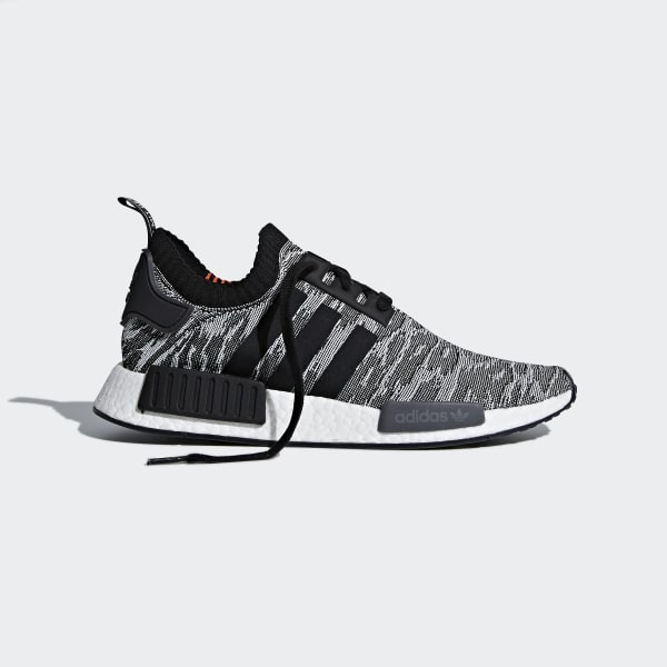 705618a167d367 adidas NMD R1 Primeknit Shoes - Grey