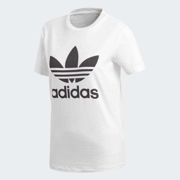 T shirt Trefoil Bianco adidas   adidas Switzerland