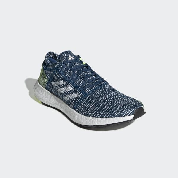adidas PureBOOST Go Schuh Blau   adidas Austria