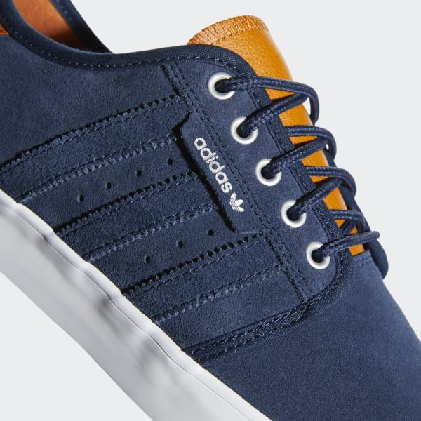 adidas Seeley Shoes Blue | adidas Australia