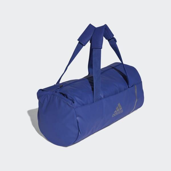 544fe1f31 Bolsa de deporte mediana Convertible Training - Azul adidas | adidas ...
