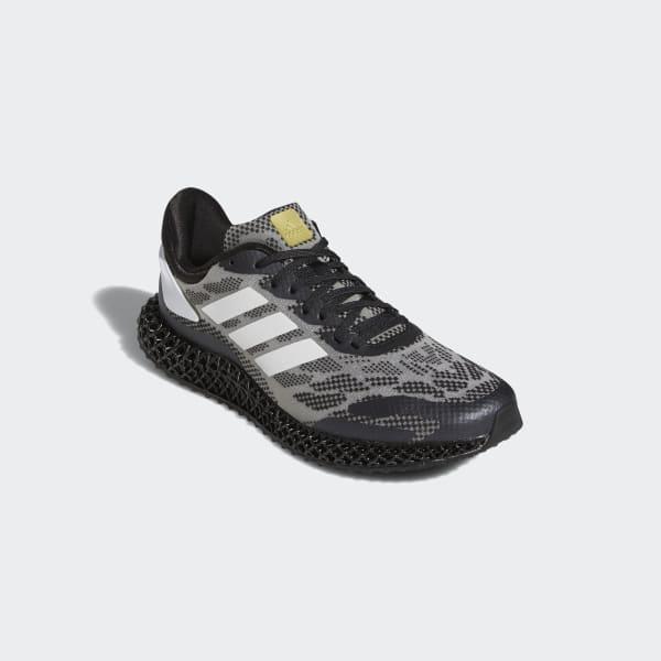 adidas 4D Run 1.0 Shoes - Black