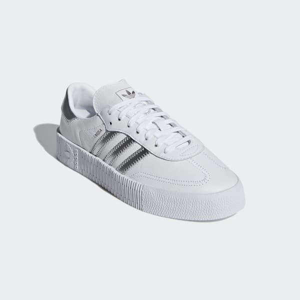adidas Tenisky Sambarose - biela  a24b14791da