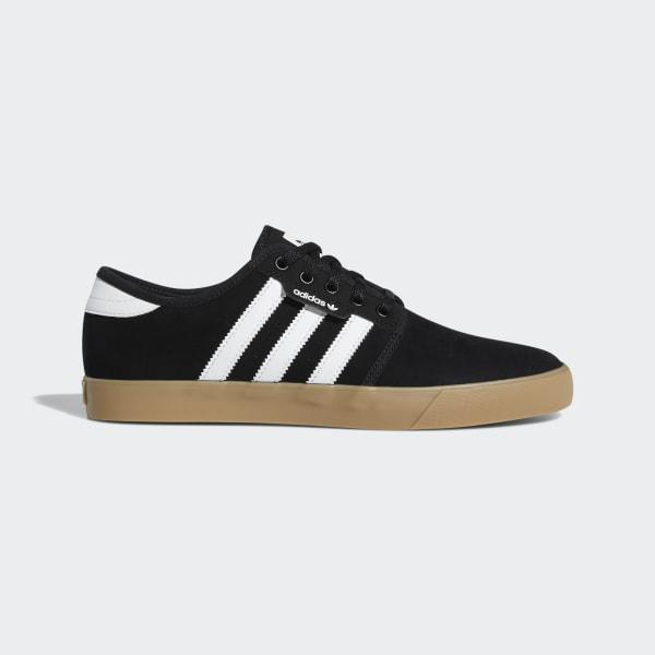 adidas Seeley Shoes - Black | adidas US
